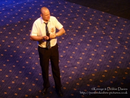 Al Murray at Swansea Theatre