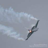 General Dynamics F-16AM at RAF Cosford Air Show 2015