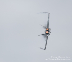 F/A-18 Hornet J-5012 at RAF Cosford Air Show 2015